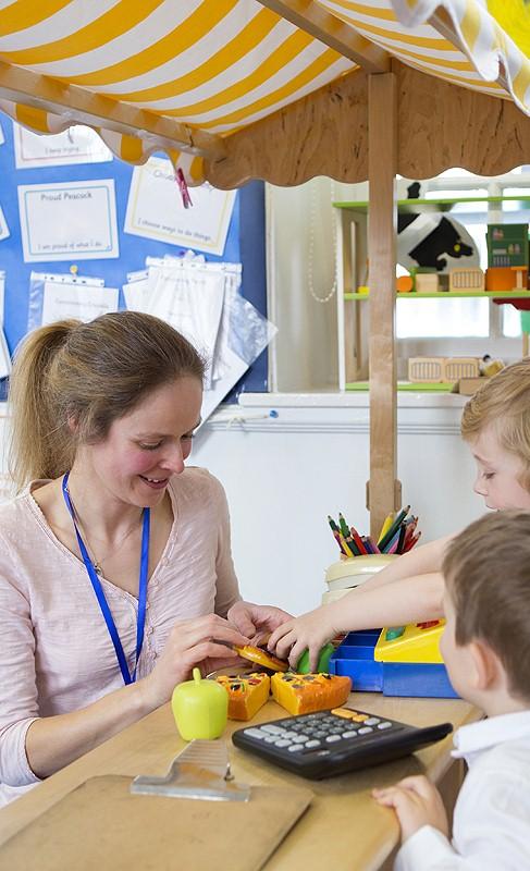 Study Childcare