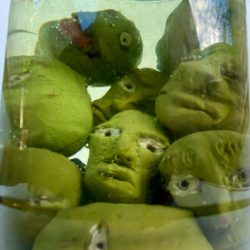 Anthony-O-Connor-3.-Jar-Of-Olives-(Up-Close)---Clay