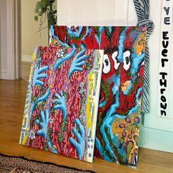 Ciara-Davitt-6-Embracing-Chaos,-Acrylic-+-Spray-Paint