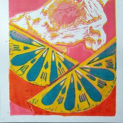 Cody Rumniak Linoprint
