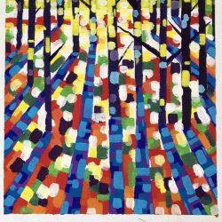 Daria Cassidy Unorganised 1 Acrylic