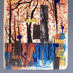 Daria Cassidy Unorganised Acrylic