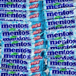 Erin Griffiths Mentos Collage