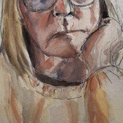 Helen-Ryan-4-Self-Portrait---Watercolour