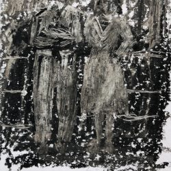 Helen-Ryan-6-Grandparents-From-Old-Photo---Oil-Pastel