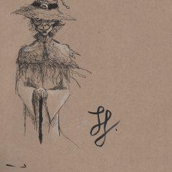 Jem-Fitzpatrick-#4-Goblin-Wizard-Fine-Liner