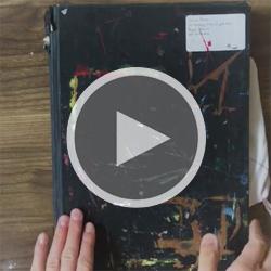 Jessica Dunne Sketchbook 1