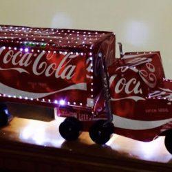 Lee-Barrrett-Woods-15,Coke-Truck,Tin