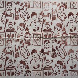Magdalena Mroczek Linoprint