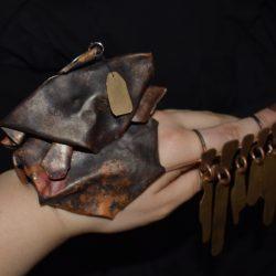 Magdalena Mroczek 'Ring' Copper