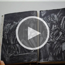 Magdalena Mroczek Sketchbook 1 Video