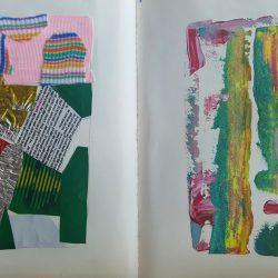 Magdalena Mroczek Sketchbook page 3