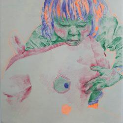 Magdalena Mroczek 'portrait' Pen
