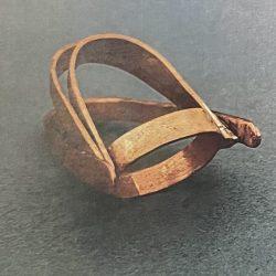 Marzena Dobias Ring 2 Copper