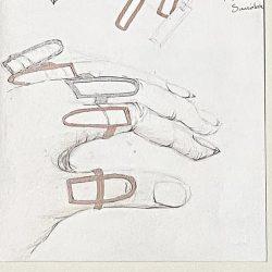Marzena Dobias Ring - Design Development