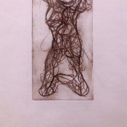 Mica-Moroney-2-Hair-Drawing.-Black-Point-Print