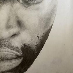 Stephen-Curtis-6_Ice_Cube._Pencil