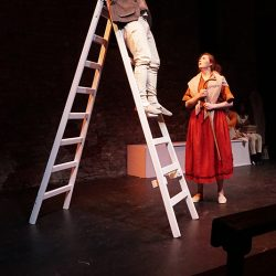 Theatre Production - Peer Gynt