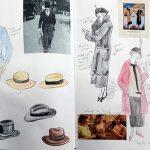 Costume & Fashion Design Art Work