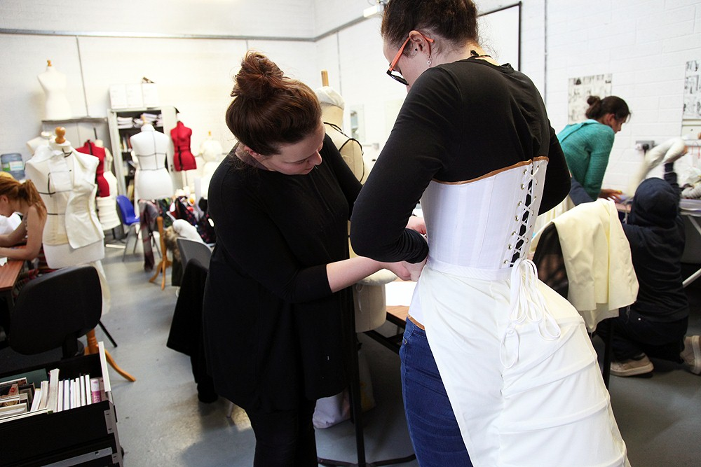Costume Design and Make-Up