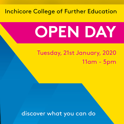 Inchicore College Open Day
