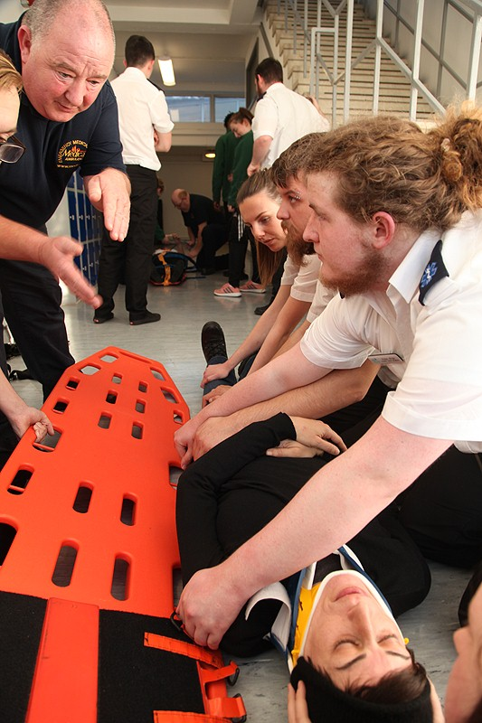 Healthcare & Paramedic (Pre) College Course