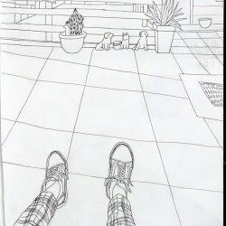 Art Portfolio Drawing