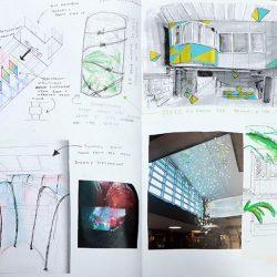 Art Portfolio Sketchbook
