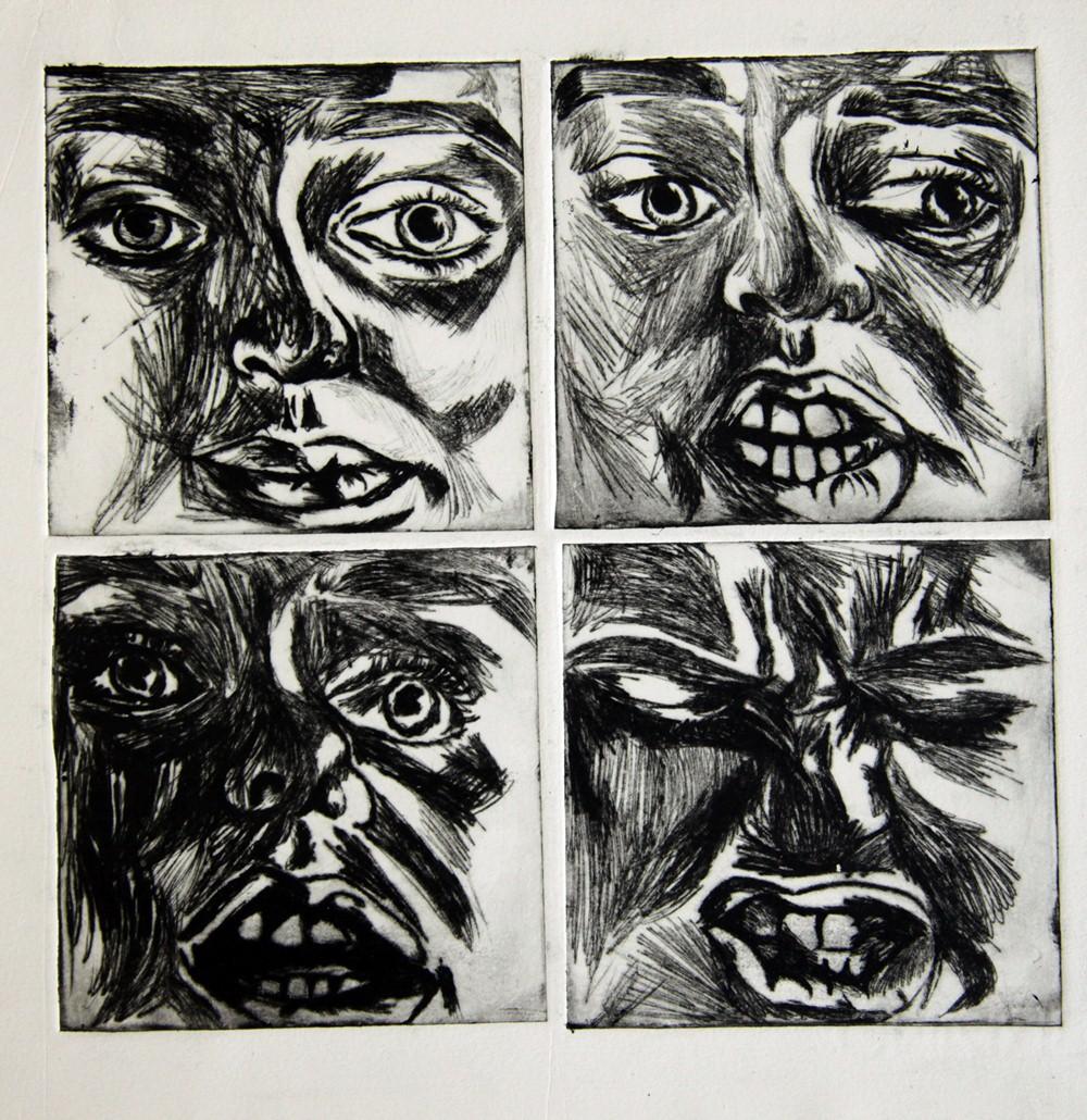 Printmaking - Art & Design Gallery